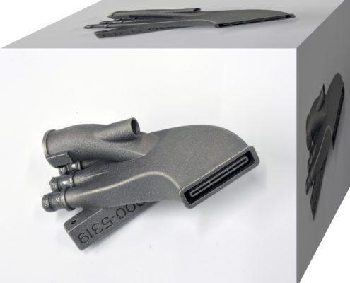 3D Technologie Industrie