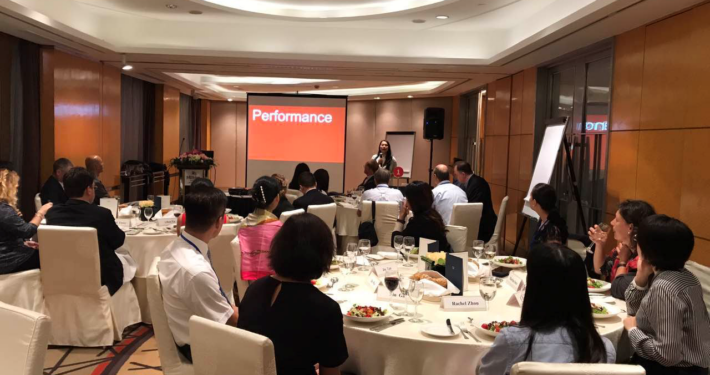 Schindler Develop an Retain Employees in China