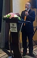 Speaker in Shanghai