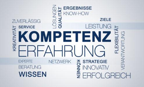 Business Kompetenz Erfahrung