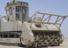 landmine clearing