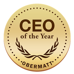 ceo opf the year logo