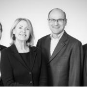 Martin Schneider, neuer Inhaber und Verwaltungsratspräsident von Kohlberg & Partner mit dem Führungsteam